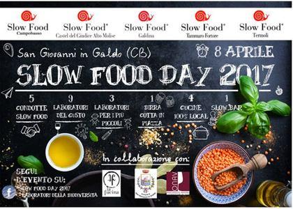 Slow Food Day a San Giovanni di Galbo (Cb)