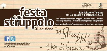 Festa dello Struppolo XI edizione