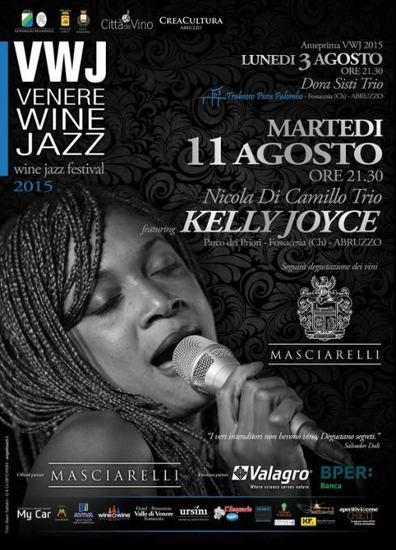 Venere Wine Jazz