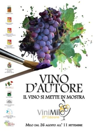 ViniMilo 2011 - Vino d'Autore