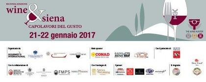 Wine&Siena 2017