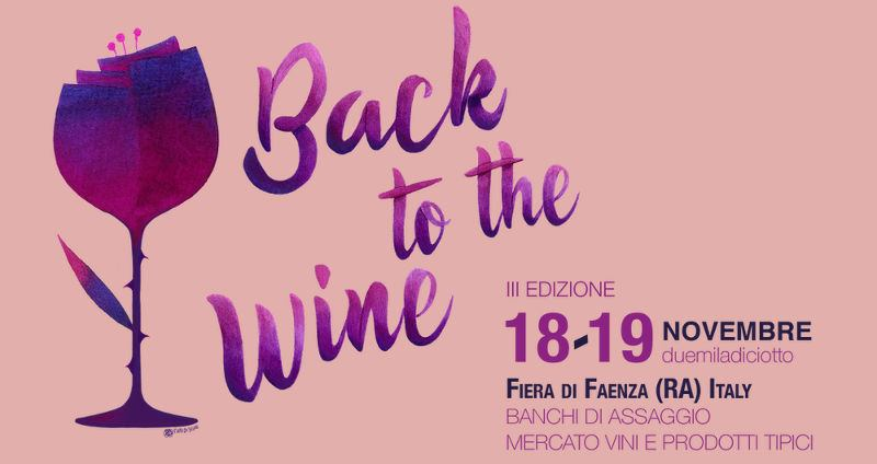 Back to the Wine 2018