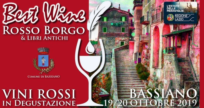 Best Wine a Bassiano