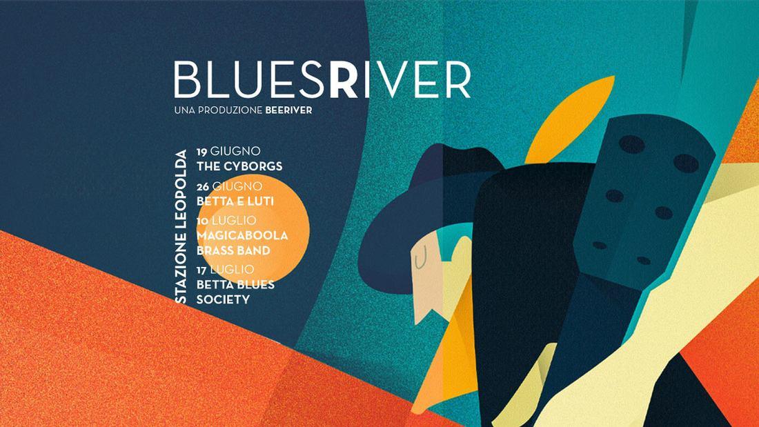 BeeRiver 2021 - BluesRiver
