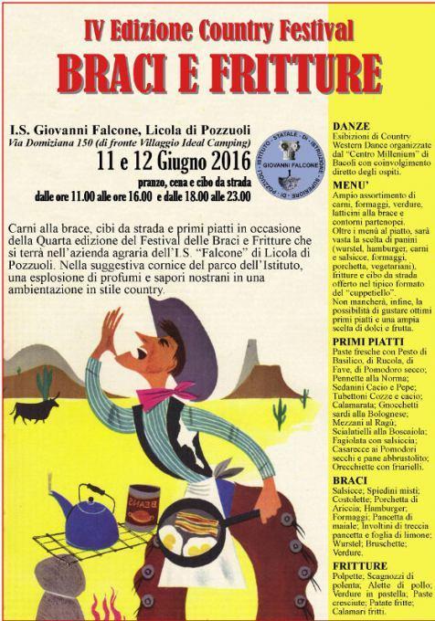 Festival delle Braci e Fritture 2016 - Pozzuoli