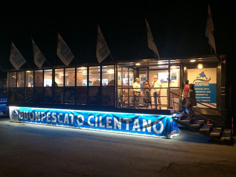 Riparte da Marina di Camerota il Tour del #BUONPESCATOCILENTANO