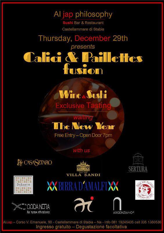 Calici & Paillettes ...fusion - Castellammare di Stabia
