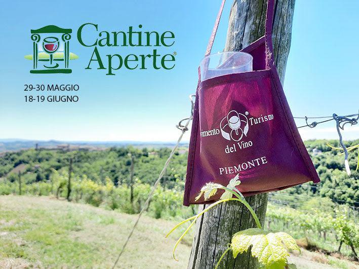 Cantine Aperte 2021 in Piemonte