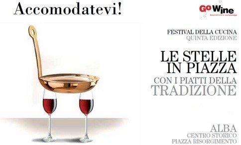 Festival della Cucina 2012 ad Alba