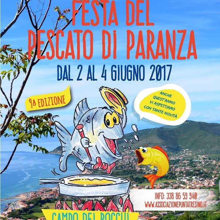 Festa del Pescato di Paranza 2017