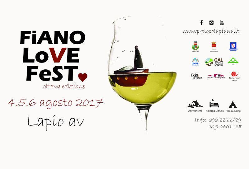 Fiano Love Fest 2017