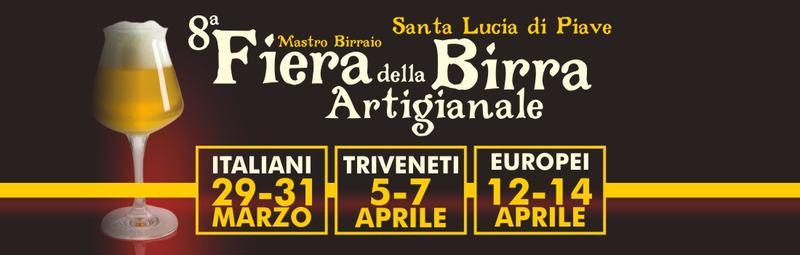 Fiera della Birra artigianale Mastro Birraio 2019 a Santa Lucia di Piave