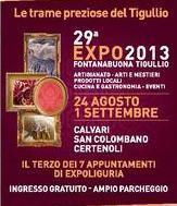 29^ Expo Fontanabuona-Tigullio 2013