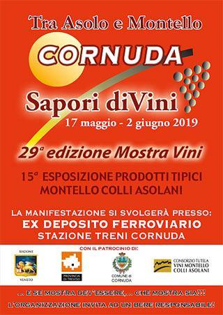 Cornuda Sapori DiVini 2019 - Mostra dei Vini
