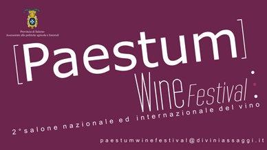 Paestum Wine Festival 2012, salone del vino