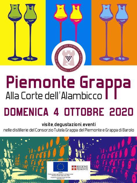 Piemonte Grappa - Alla Corte dell'Alambicco