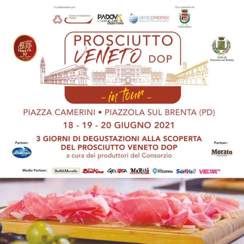 Prosciutto Veneto Dop in Tour