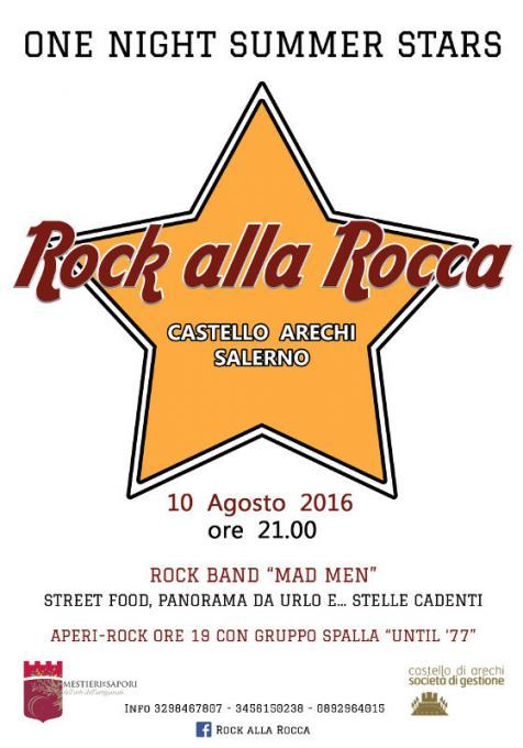 Rock alla Rocca: Rock e Street Food