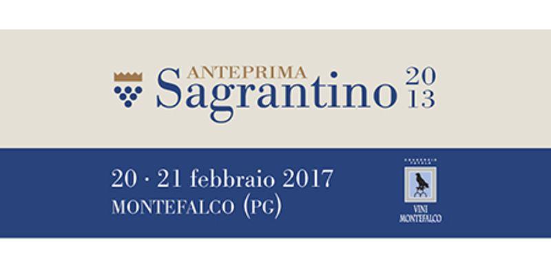 Anteprima Sagrantino 2017 - Montefalco (Pg)
