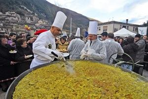 Sagre in Umbria - calendario