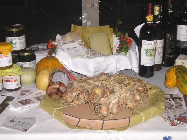 Fiera dello Scalogno IGP di Romagna a Riolo Terme
