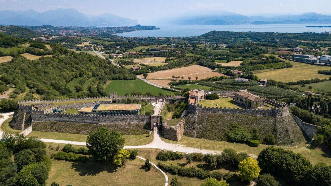 Rocca di Lonato sul Garda