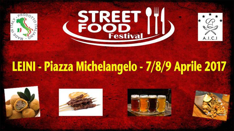 Street Food Festival Leini (To)