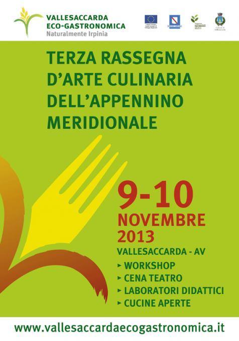 Terza Rassegna d'Arte Culinaria dell'Appennino Meridionale