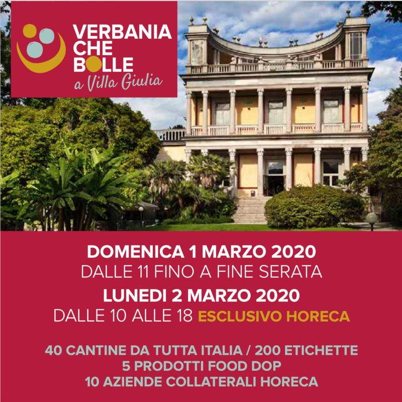 Verbania Che bolle