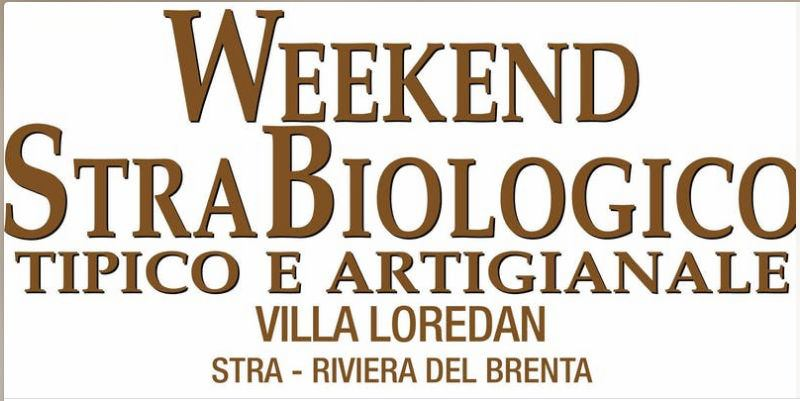 Weekend Strabiologico 2019