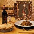 A cena con i Borboni, ad Atripalda i piatti del '700