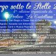 Al borgo sotto le stelle 2015 a Castel di Sasso