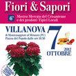 Fiori e Sapori 2012, Villanova di Montemaggiore al Metauro