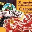 Festa della Coppa a Carpaneto, Wine Food Festival dell'Emilia Romagna