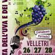 La Festa dell'Uva e dei Vini di Velletri 2014 - 84^ edizione
