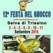 Festa del Gnocco 2016 a Selva di Trissino
