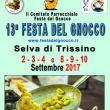 Festa del Gnocco 2017 a Selva di Trissino