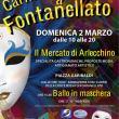 Carnevale in Rocca a Fontanellato con specialità gastronomiche