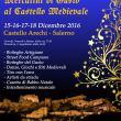 Mercatini di gusto al Castello Medievale Arechi di Salerno
