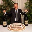 Doppio anniversario per il presidente di Montelvini