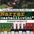 Narrar Castelli e Vini® al Castello di Monticello d'Alba