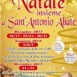 Natale insieme a Sant'Antonio Abate 2017: