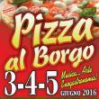 Pizza al Borgo - Aterrana di Montoro