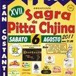 Sagra da Pitta Chjina a San Costantino Calabro