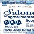 Salone dell'Agroalimentare Ligure 2013 a Finale Ligure