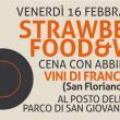 Strawberry Food & Wine