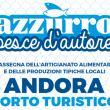 Azzurro, Pesce d'Autore ad Andora