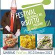 Festival del Risotto Italiano vista Mare